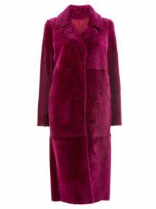 Drome reversible coat - Pink