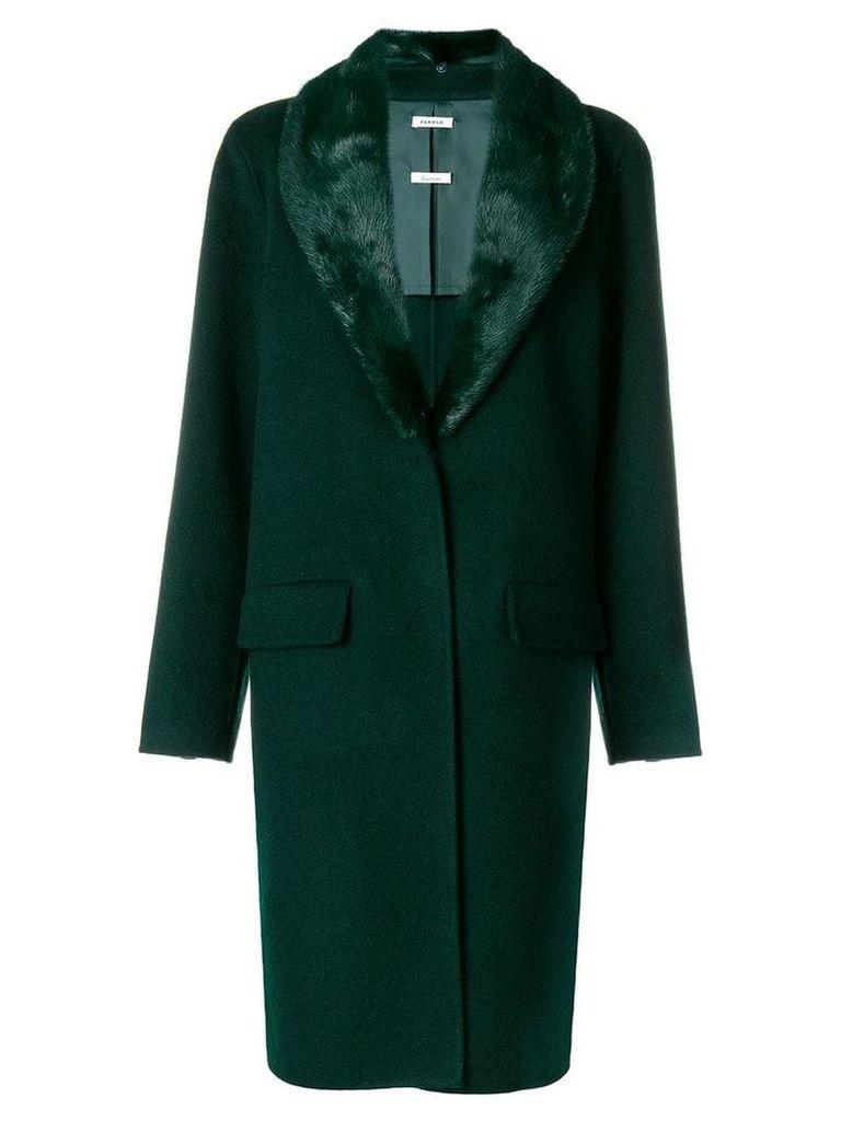 P.A.R.O.S.H. Love coat - Green
