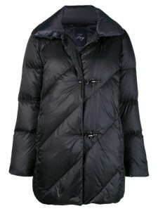 Fay padded coat - Black
