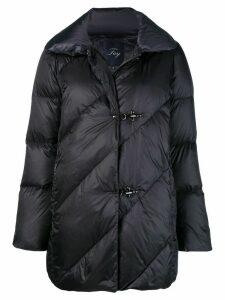 Fay padded coat - Black