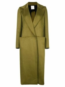 Maison Rabih Kayrouz single breasted coat - Green