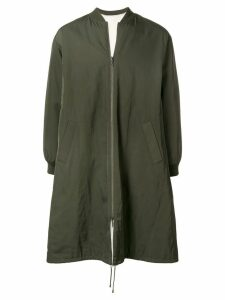 Liska reversible bomber coat - Green