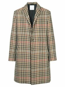 Ports V single breasted coat - Multicolour