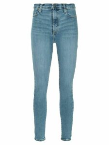 Nobody Denim Cult Skinny Ankle Winner - Blue