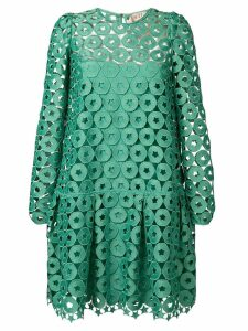 Nº21 cutout shift dress - Green