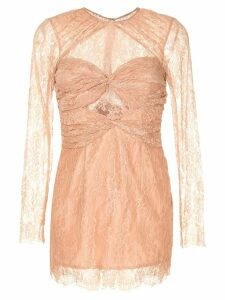 Alice Mccall Not Your Girl dress - Neutrals