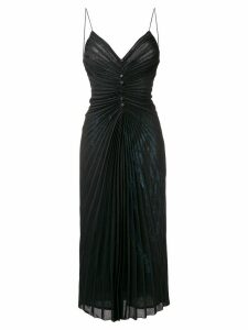Marco De Vincenzo spaghetti strap dress - Black