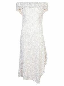 Kimora Lee Simmons Goddess dress - White