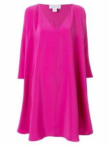 Gianluca Capannolo floaty shift dress - Pink