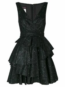 Talbot Runhof Noon dress - Black