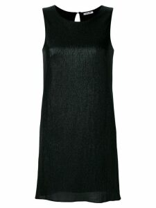 Styland round neck dress - Black