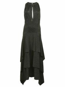 Proenza Schouler sleeveless asymmetric maxi dress - Black