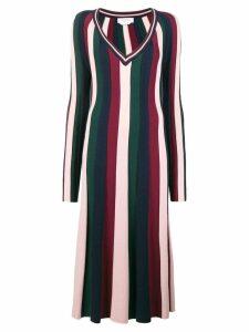 Gabriela Hearst striped dress - Blue