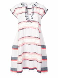 Lemlem striped tunic dress - Grey