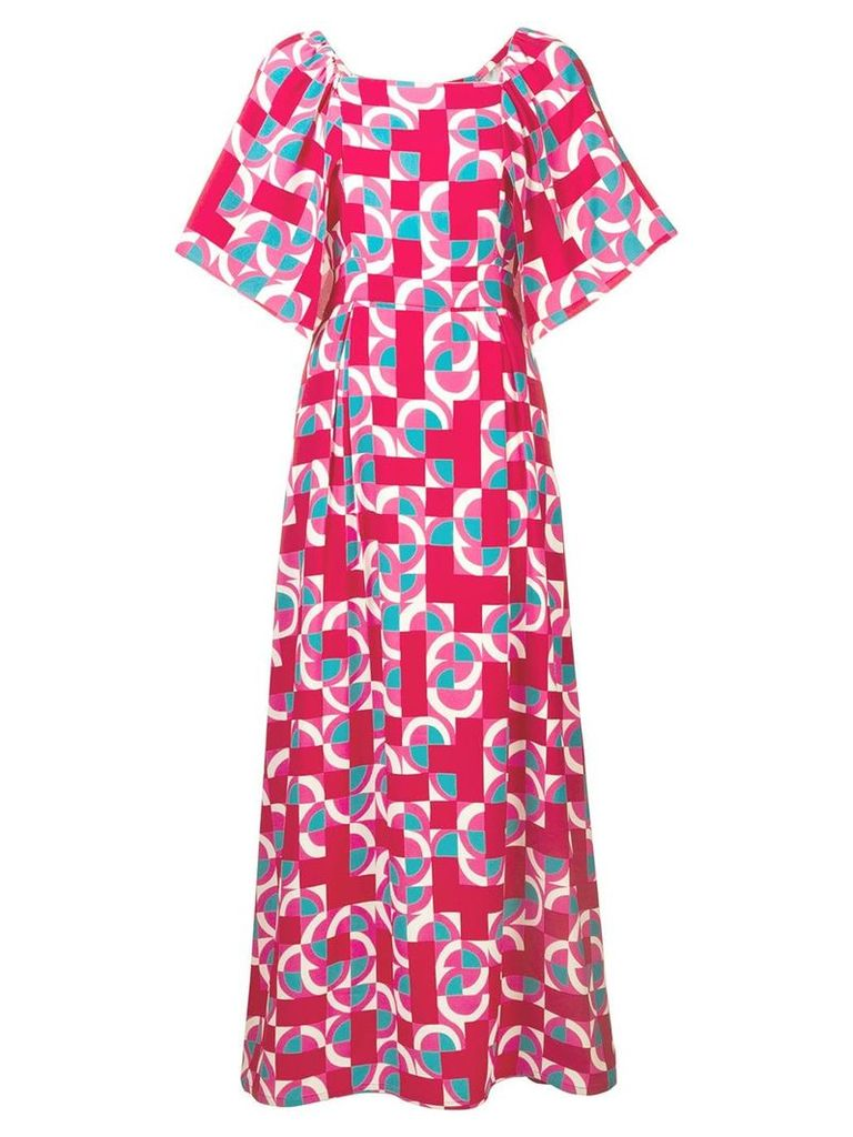 La Doublej bat wings dress - Pink
