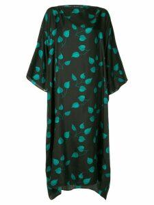 Sofie D'hoore printed flower dress - Black