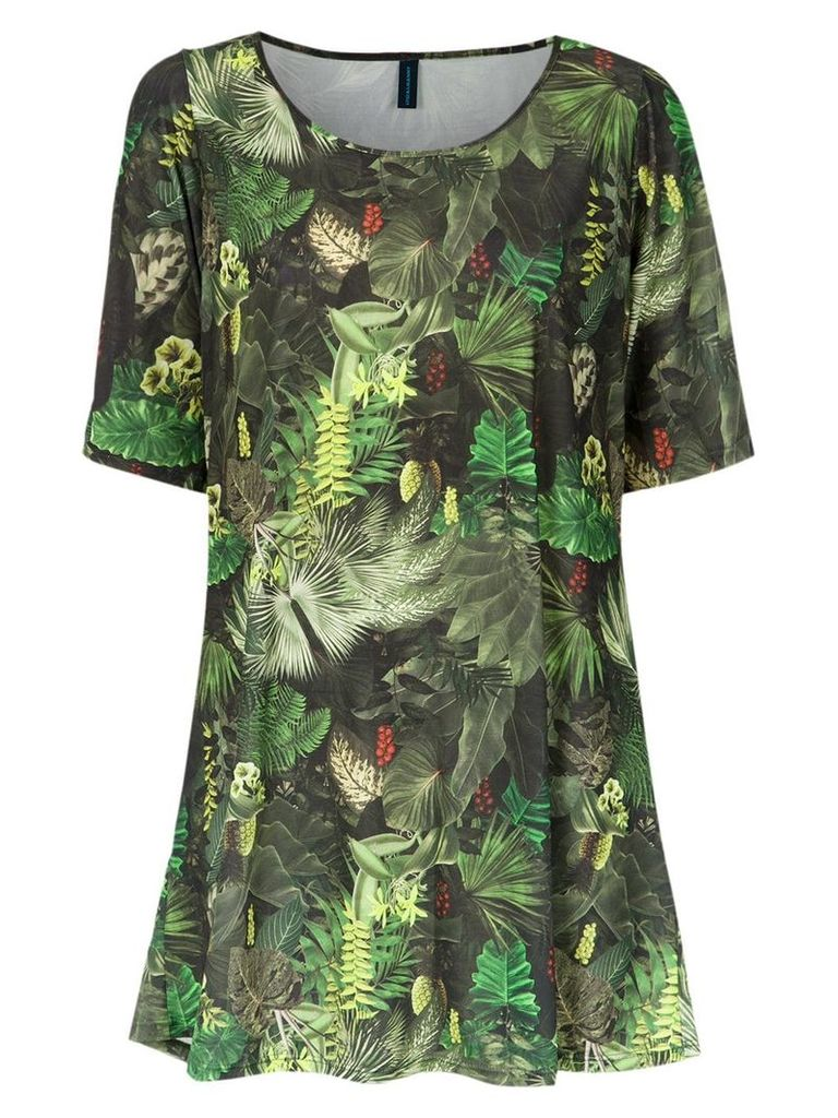 Lygia & Nanny Batuira printed tunic - Green