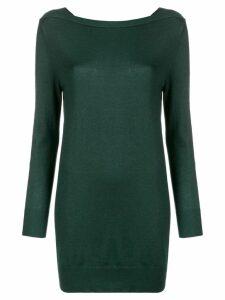 Snobby Sheep sweater dress - Green