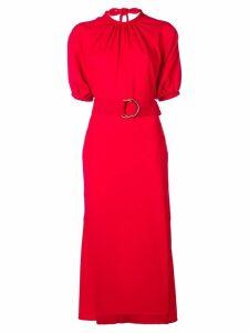 Eudon Choi Masha dress - Red