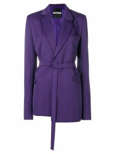 House of Holland tailored blazer - PURPLE