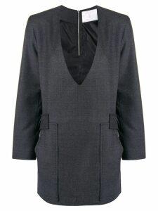 Société Anonyme Tunic Lover blazer - Grey