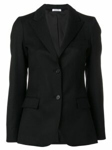 P.A.R.O.S.H. single breasted blazer - Black