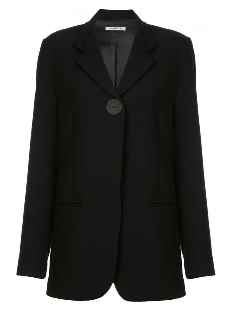 Georgia Alice Boy blazer - Black