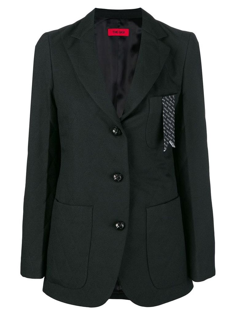 The Gigi Frida blazer - Nero