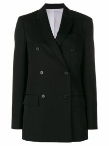 Calvin Klein 205W39nyc double breasted jacket - Black