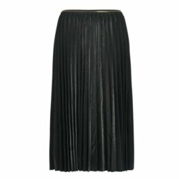 See U Soon  PUNTIA  women's Skirt in Black
