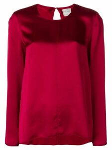 Forte Forte plain blouse - Red