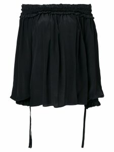 Haider Ackermann Sophora off-the-shoulder blouse - Black