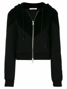 Givenchy classic zipped hoodie - Black