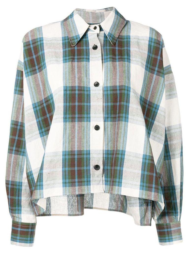Isabel Marant Macao shirt - Blue