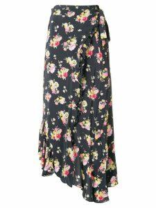 Preen Line Sibyll botanical skirt - Blue