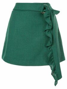 Maggie Marilyn Got My Mind Made Up skirt - Green