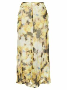 Georgia Alice Acid skirt - Yellow