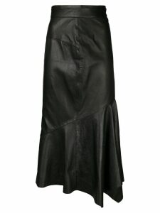 Chalayan fishtail skirt - Black