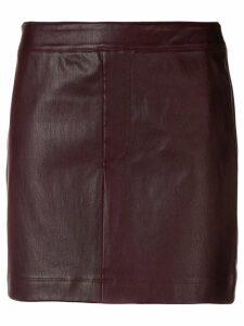 Helmut Lang stretch mini skirt - Pink