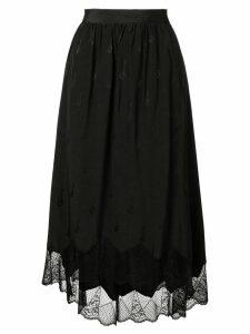 Zadig & Voltaire Joslin jacquard skirt - Black