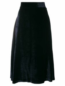 Roberto Collina full flared skirt - Blue