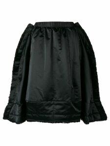 Comme Des Garçons full oversized skirt - Black