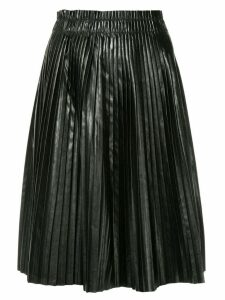 We11done pleated skirt - Black