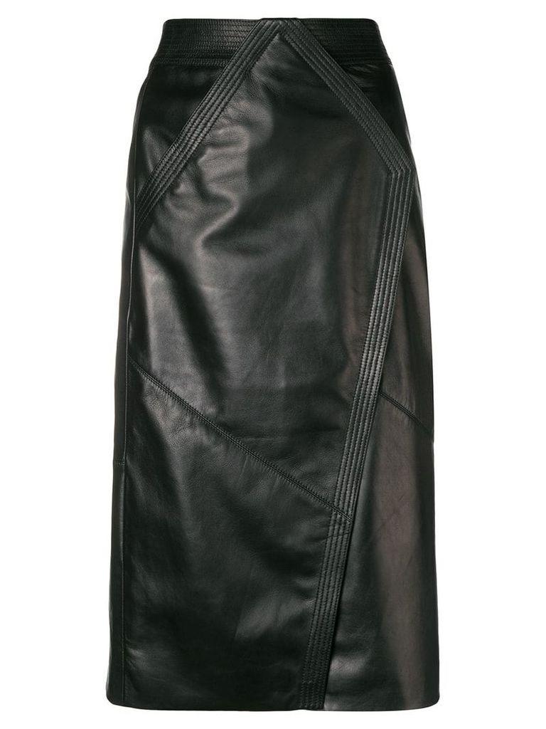 Givenchy mid-length pencil skirt - Black