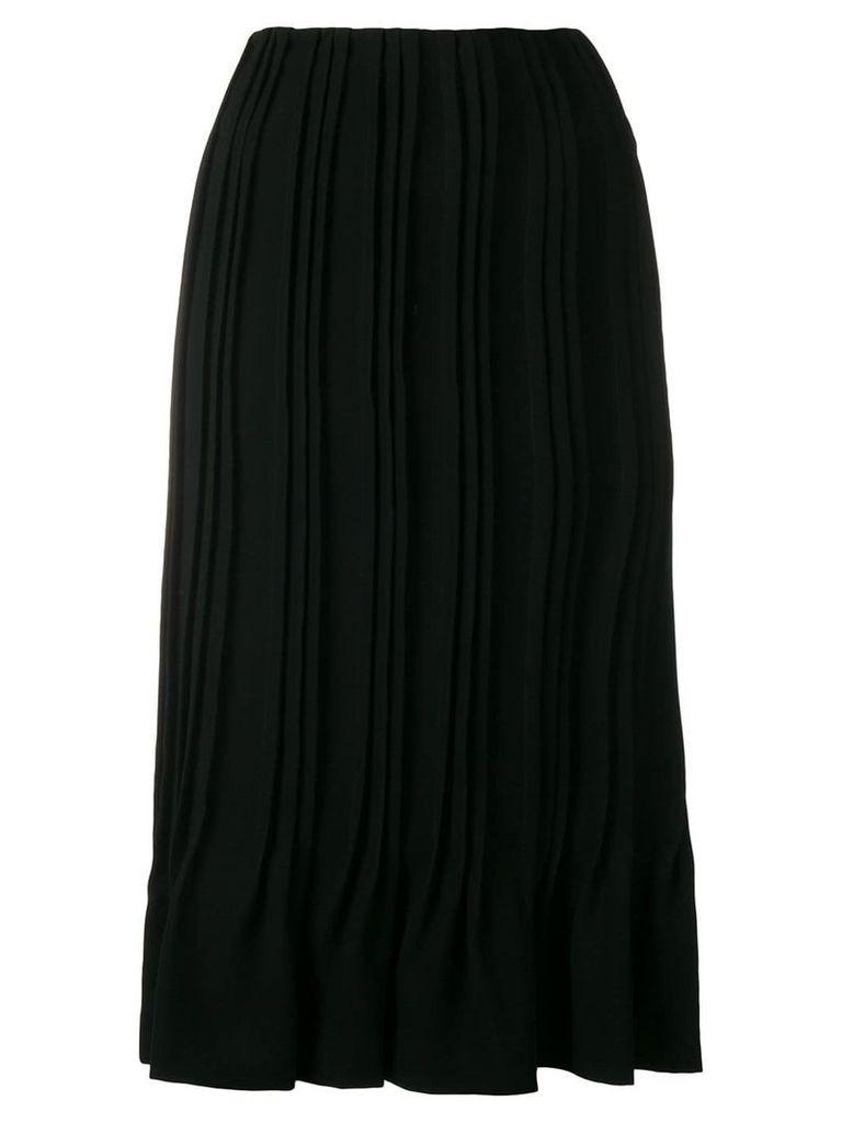 Marco De Vincenzo pleated skirt - Black