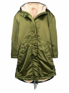Nº21 oversized parka - Green