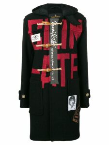 Vivienne Westwood Anglomania Monty duffle coat - Black