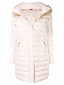 Baldinini padded coat - Pink