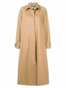 Indress oversized trench coat - Neutrals