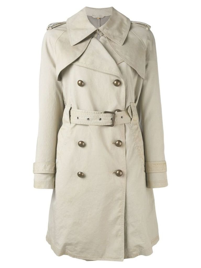 Fay trench coat - Neutrals